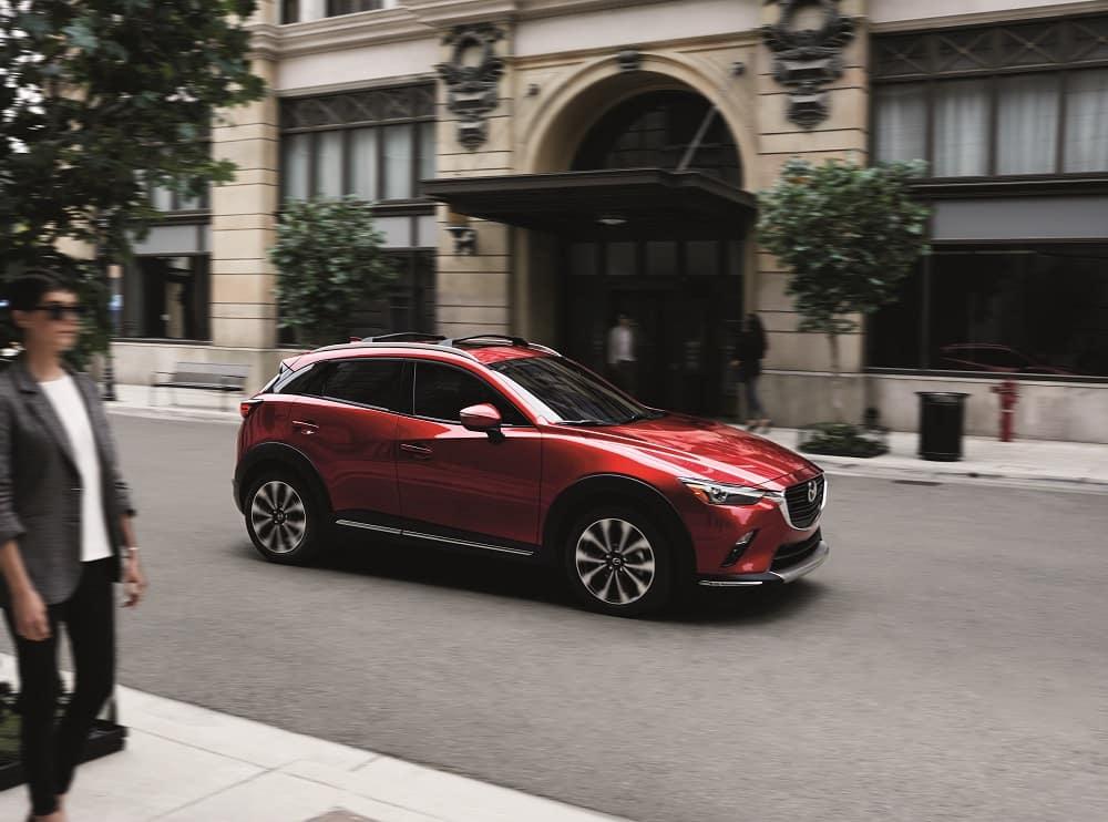 Mazda CX-3 Safety