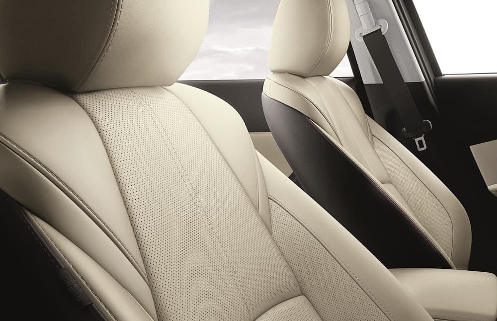 2020 Mazda3 Interior Seats