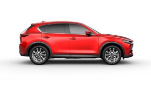Mazda CX-5 Signature - Soul Red Crystal Metairie LA