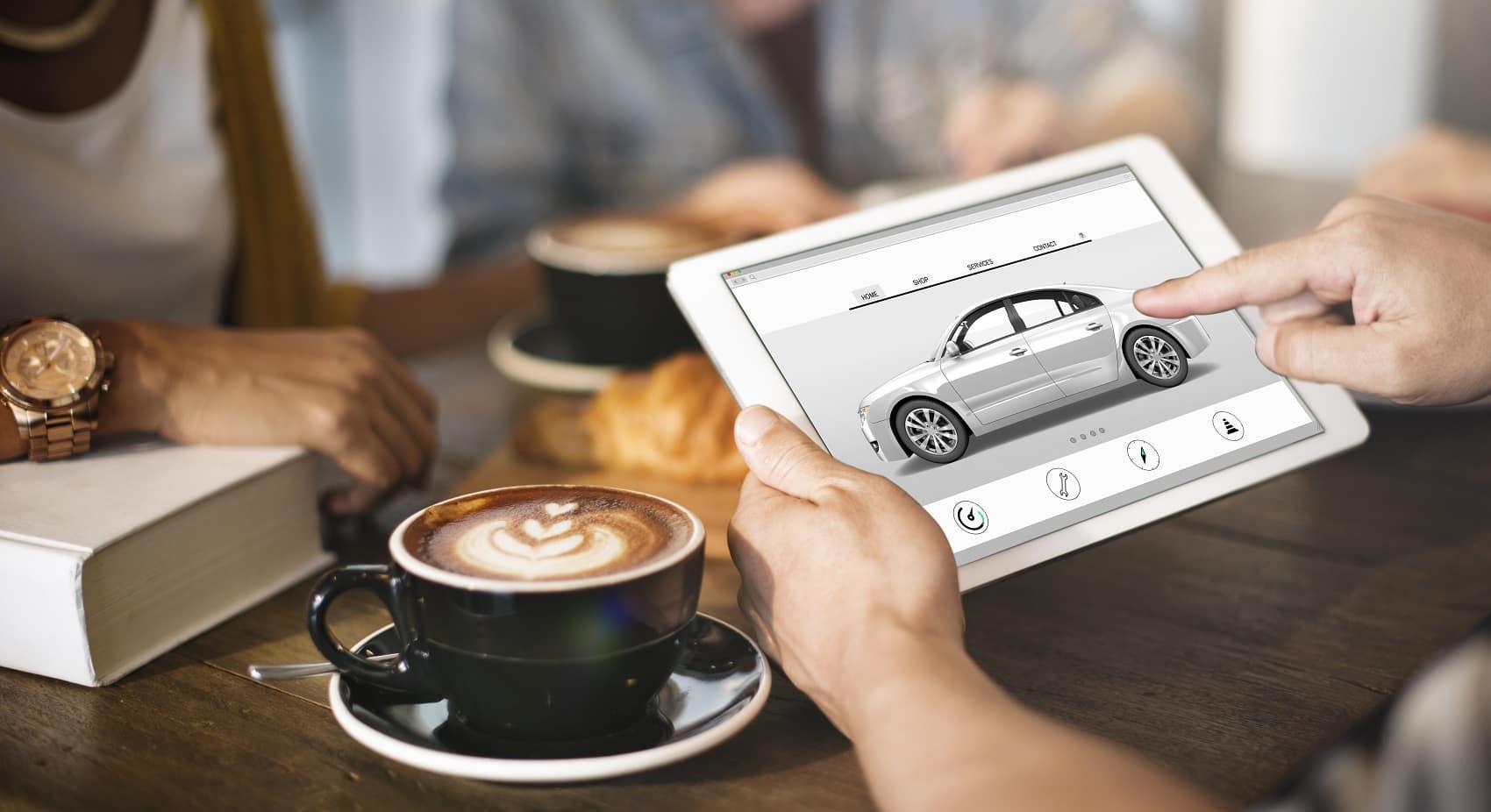 Online Car Deals