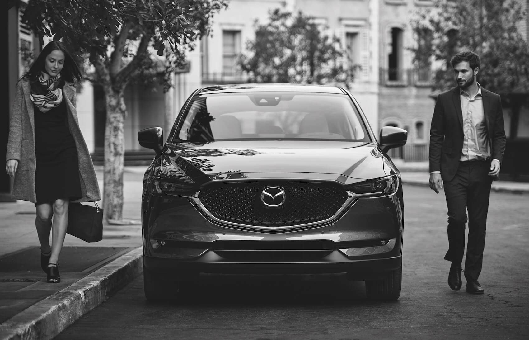 MAZDA CX-5 Sport: Baseline Power and Safety