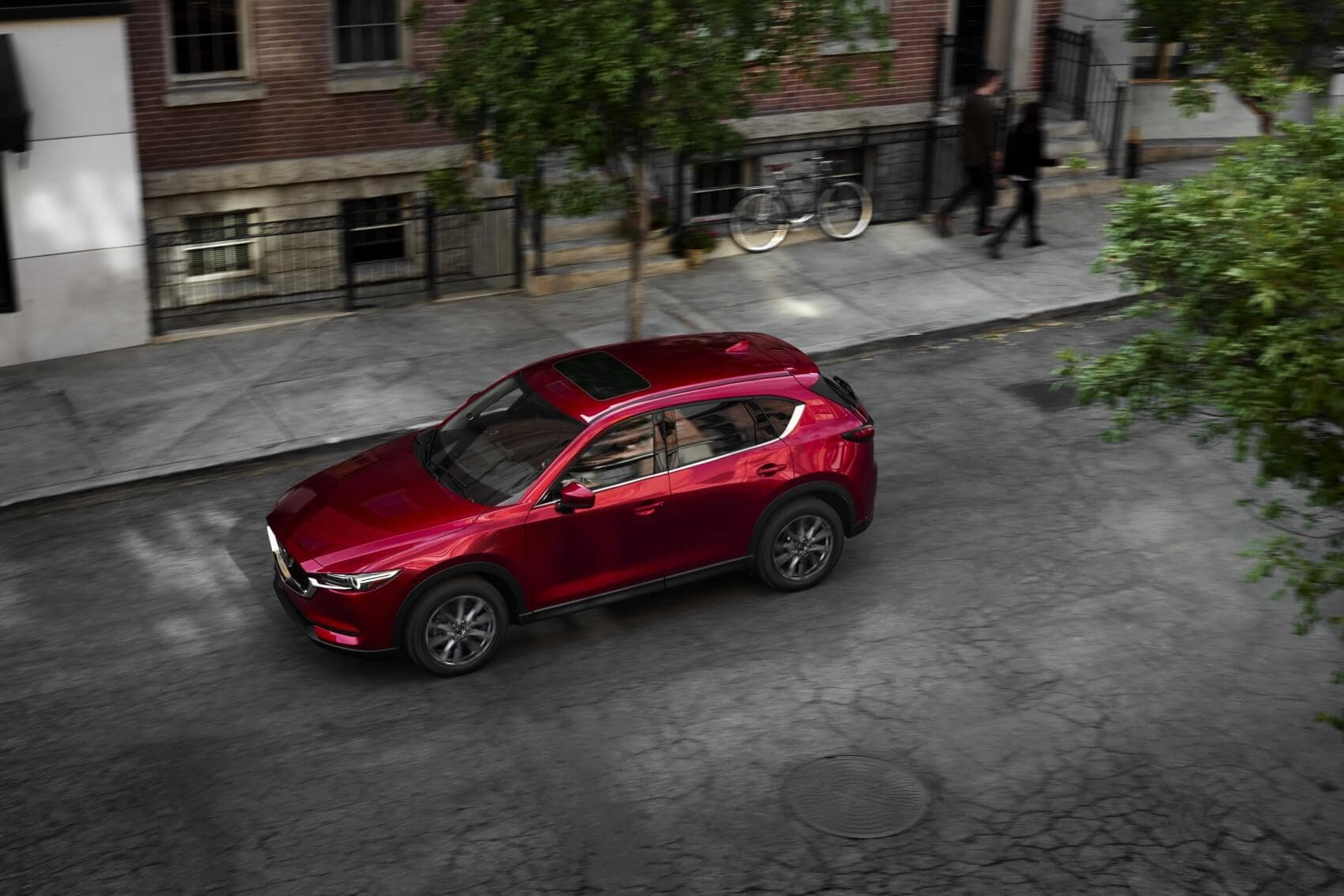 MAZDA CX-5 Safety Features Metairie LA