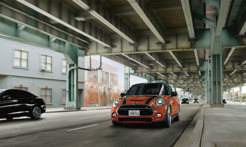 2020 MINI Cooper 2DR or 4DR Hardtop/Hatchback and Countryman