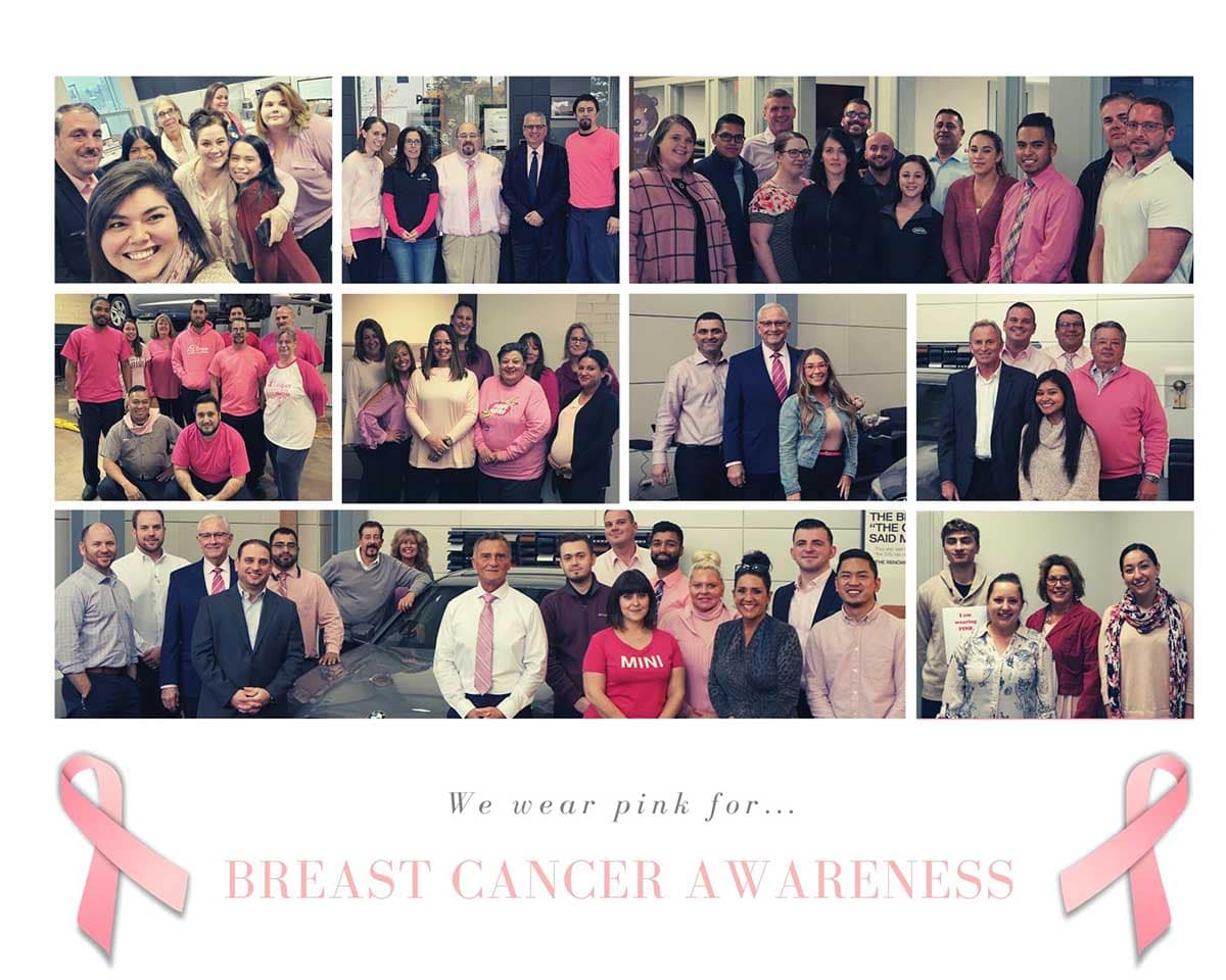 Patrick Hyundai Supports Breast Cancer Awareness