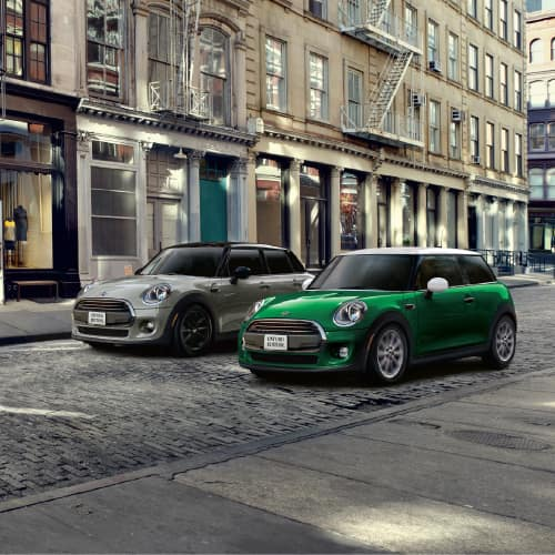 Why not consider a Retired MINI Cooper Courtesy Vehicle or Demonstrator for your next purchase or lease!