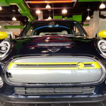 MINI Electric Front Grill