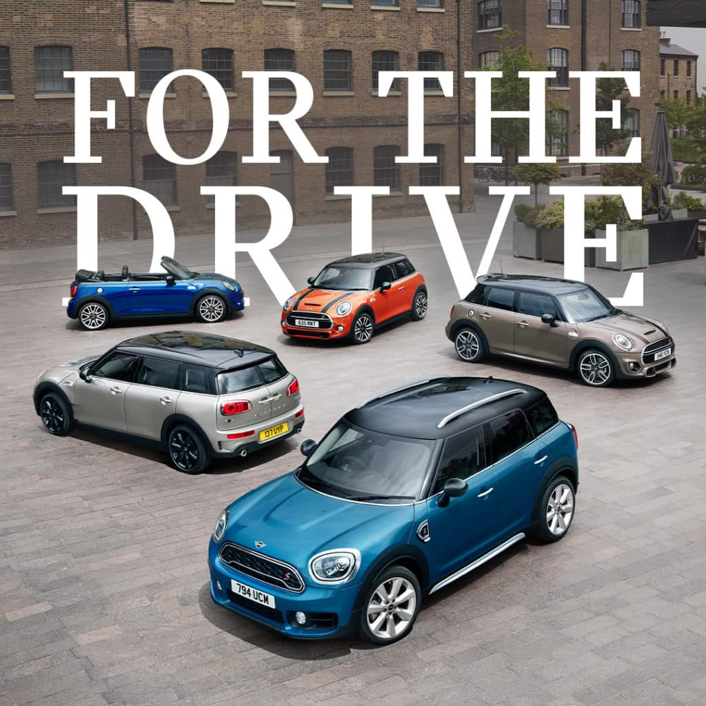 Considering a New MINI for the first time?