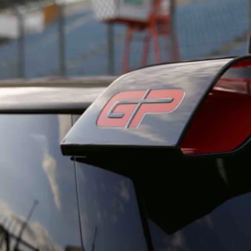 2021 MINI JCW GP3 Badge