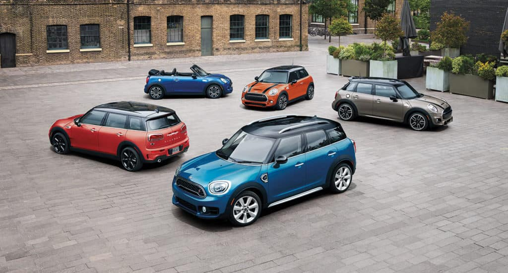 2020 MINI Retired Courtesy Loaner Models