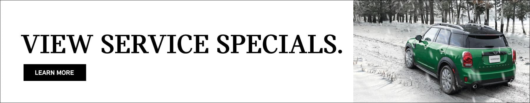 VIEW OUR SERVICE SPECIALS.
