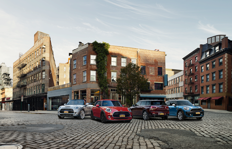 MY2017-2019 CERTIFIED PRE-OWNED MINI COOPER MODELS