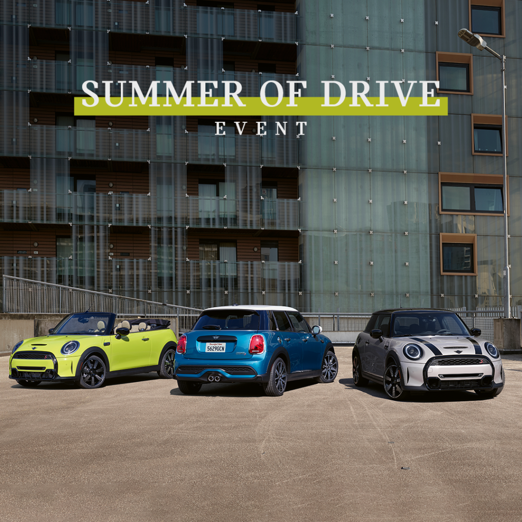 SUMMER OF DRIVE EVENT