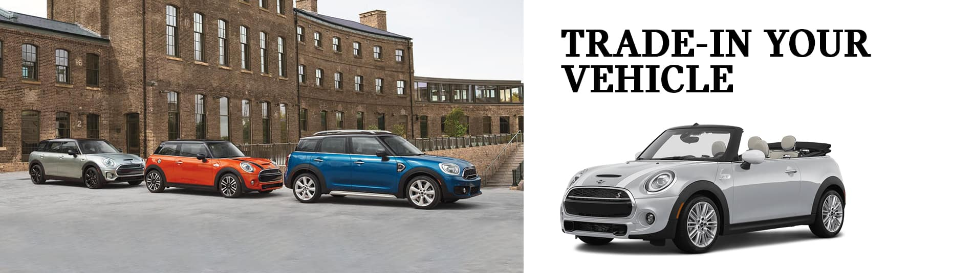 Trade-In Your Vehicle at Patrick MINI in Schaumburg, IL