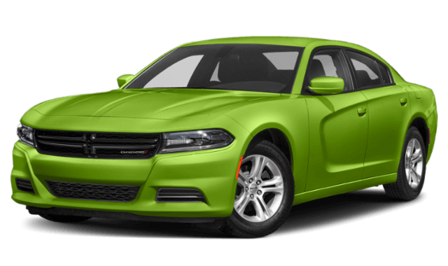 Green 2020 Dodge Charger