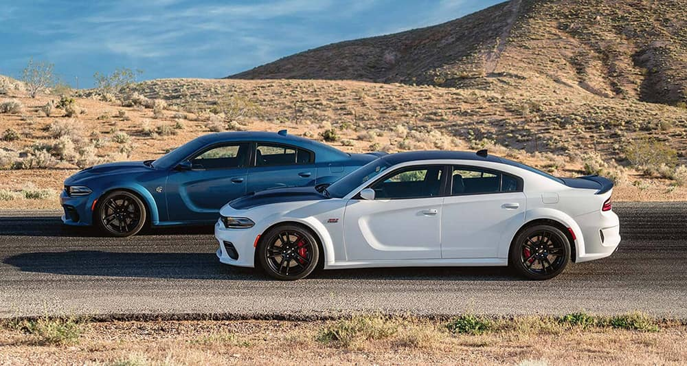 2020 Dodge Charger Pair