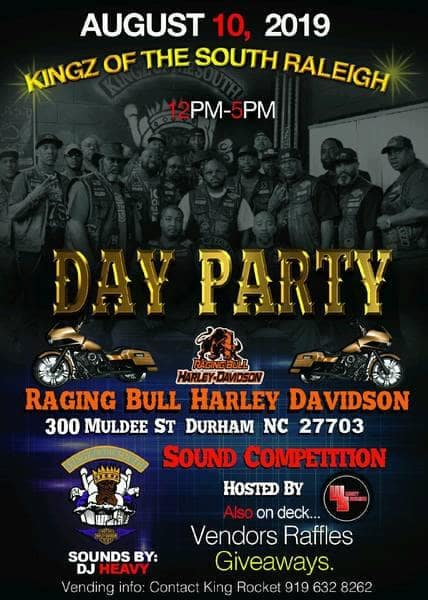 Kingz of the South Anniversary Day Party