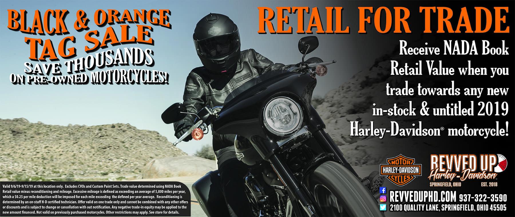 Revved Up Harley-Davidson® | Harley-Davidson® Dealer in