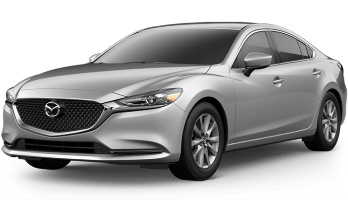 2019 Mazda6 Silver
