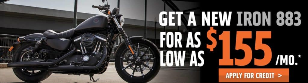 Get A New Iron 883
