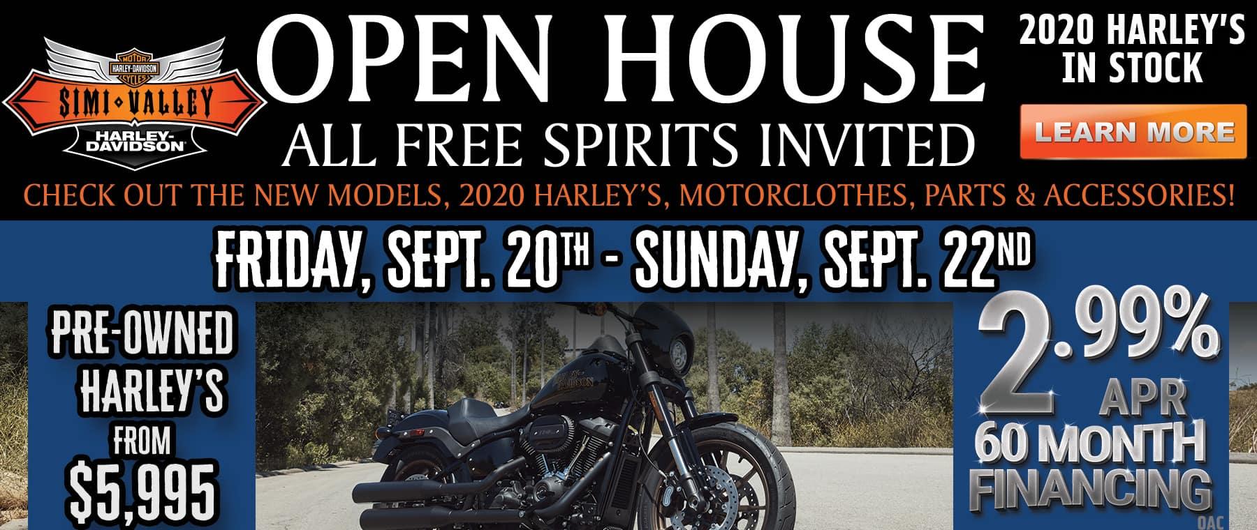 Harley-Davidson Dealer in Moorpark, CA
