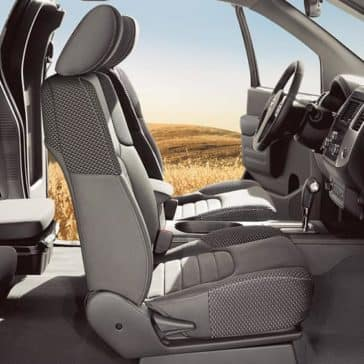2019 Nissan Frontier Front Seats