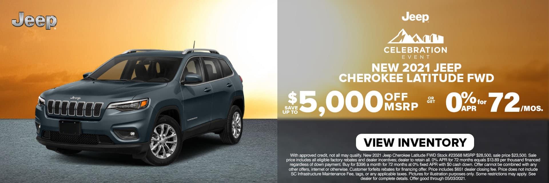SLCJ-April 2021-2020 Jeep Cherokee