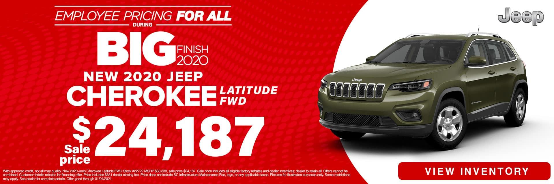 SLCJ-December 2020-2020 Jeep Cherokee