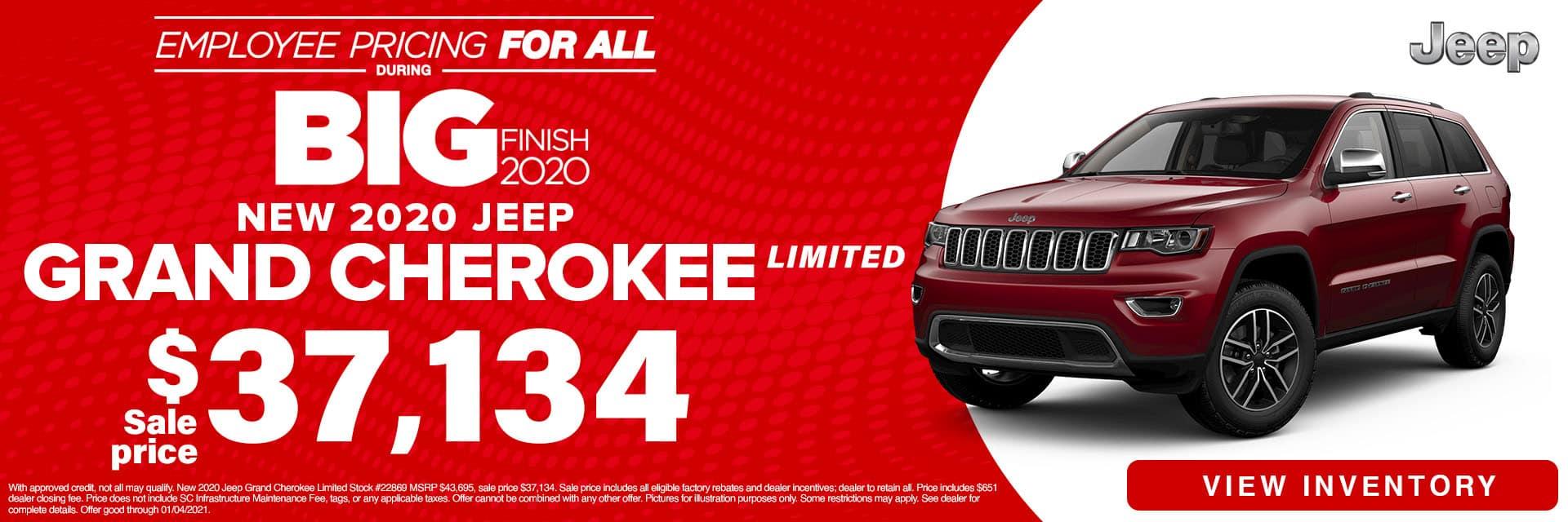 SLCJ-December 2020-2020 Jeep Grand Cherokee