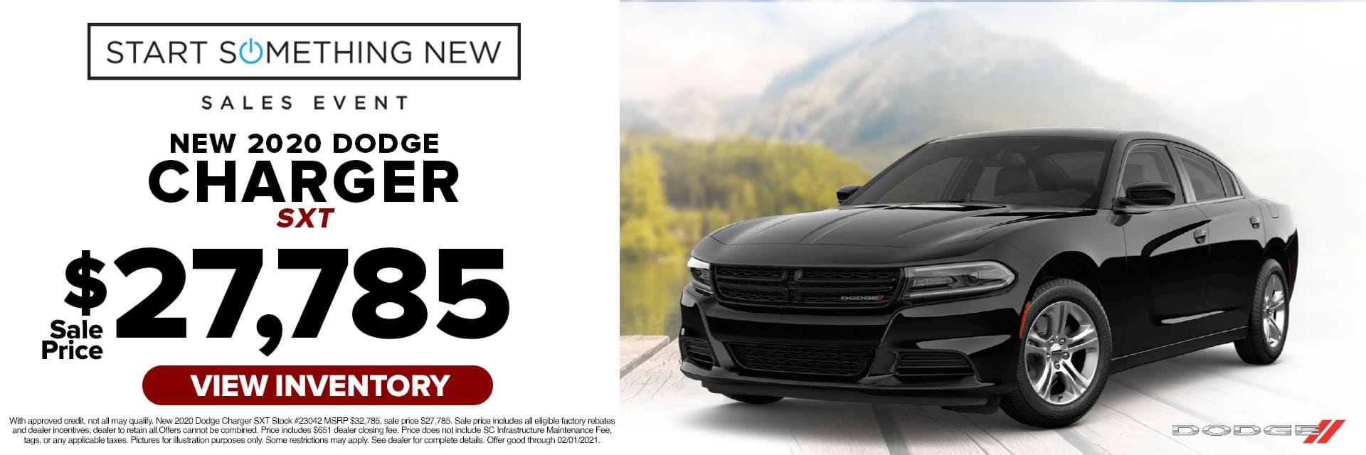 SLCJ-January 2021-2020 Dodge Charger