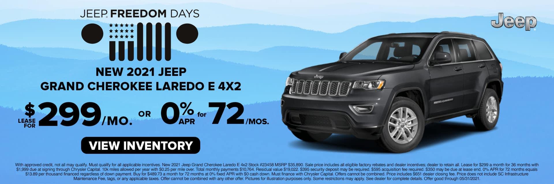 SLCJ-May 2021-2021 Jeep Grand Cherokee