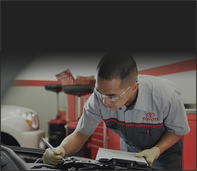 Service and Parts CTA