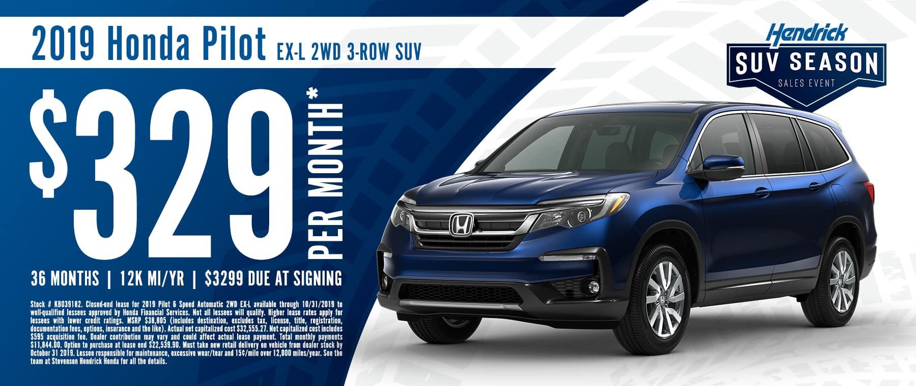 Stevenson Hendrick Honda Wilmington | Honda Dealer in