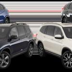 Honda SUVs