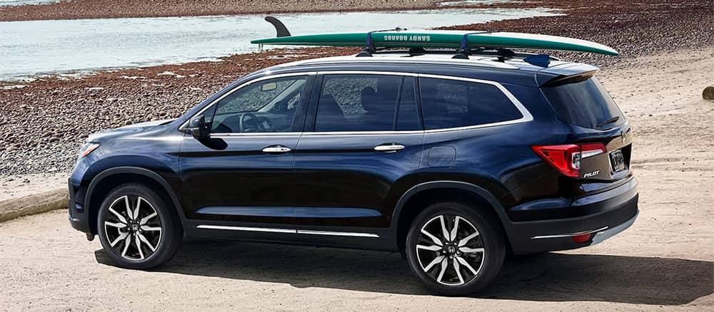 2020 Honda SUV Exterior