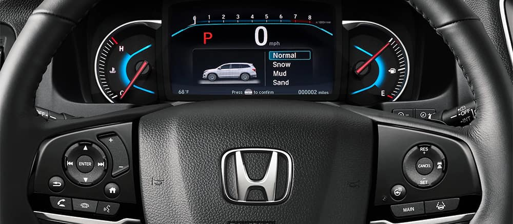 2020 Honda SUV Technology