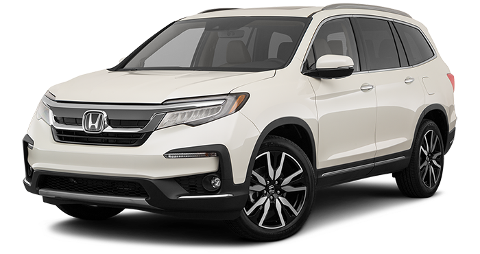 2020 Honda SUV