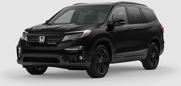 2020 Honda Pilot Black Trim
