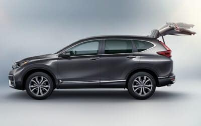 2020 Honda CR-V Exterior Profile Power Tailgate