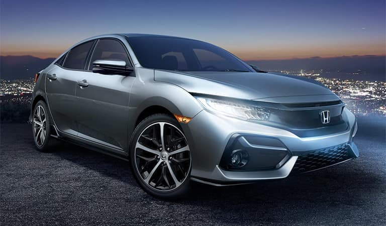 New 2020 Honda Civic Wilmington NC