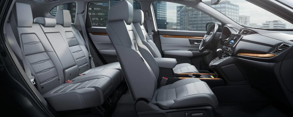 Honda CR-V Seating | Stevenson Honda Wilmington