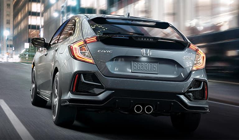 New 2021 Honda Civic Wilmington NC