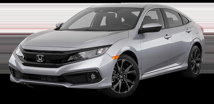 New 2021 Civic Stevenson Hendrick Honda Wilmington