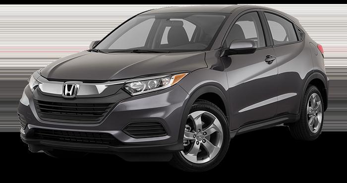 New 2021 HR-V Stevenson Hendrick Honda Wilmington
