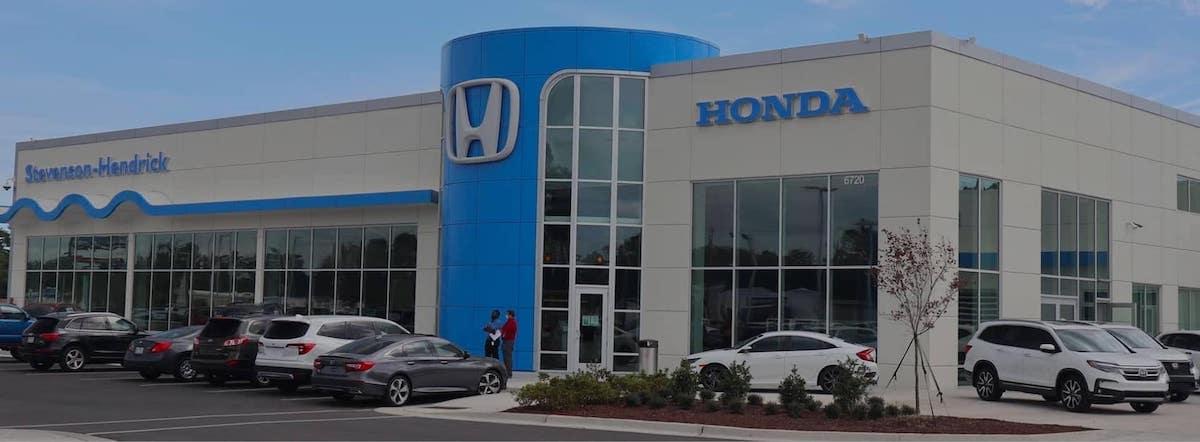 Stevenson Honda