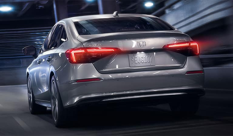 New 2022 Honda Civic Wilmington North Carolina