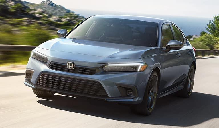 New 2022 Honda Civic Wilmington NC