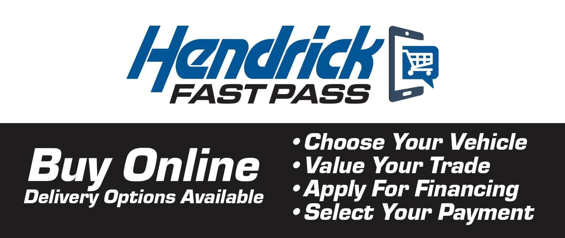 Hendrick Fast Pass