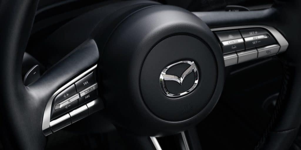 Mazda CX-30 Steering Wheel