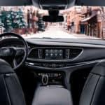 Buick Enclave Interior Dashboard