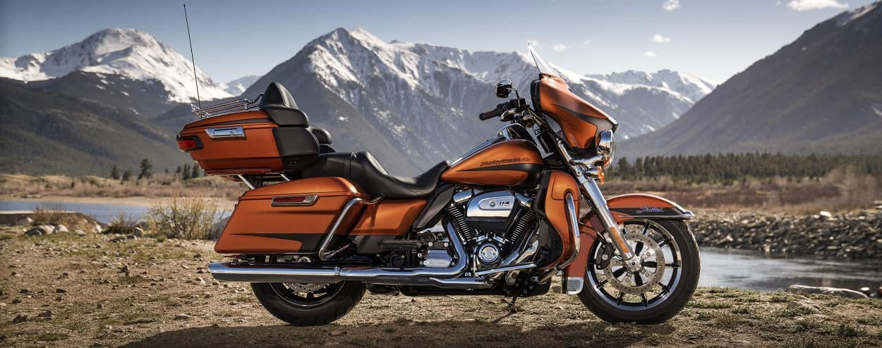 The 2020 Harley-Davidson Ultra Limited is finally here at Treasure Coast near Miami FL